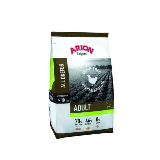 Arion Original grainfree Chicken & Potato 12kg