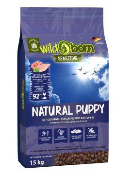 Wildborn Natural Puppy 15kg